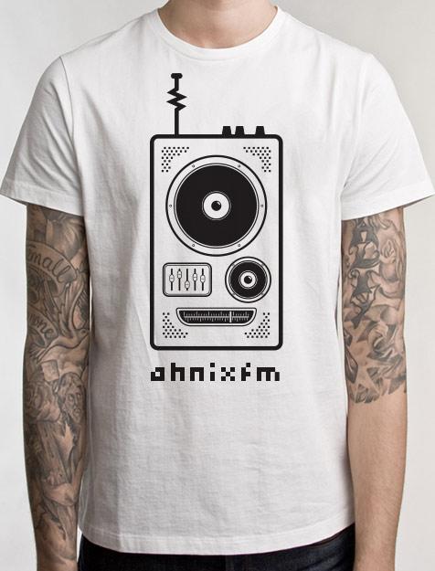 Ahnix FM T-Shirt