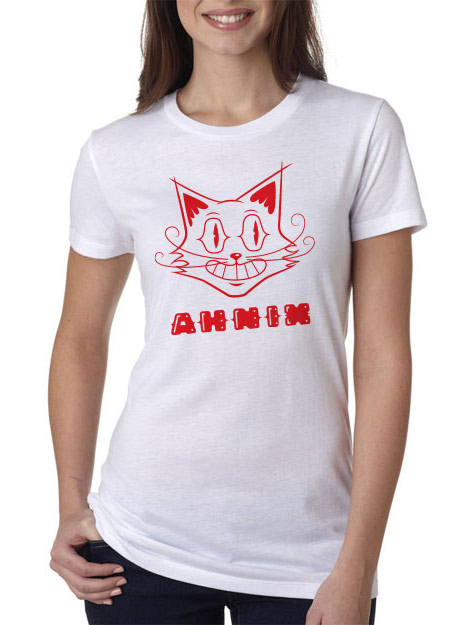 Creepy Cat T-Shirt